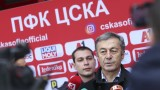 Пламен Марков: Ще се съобразим с желанията на Крушчич, ЦСКА се разделя само с Бодуров