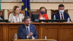 Депутатите викат Иван Гешев в парламента