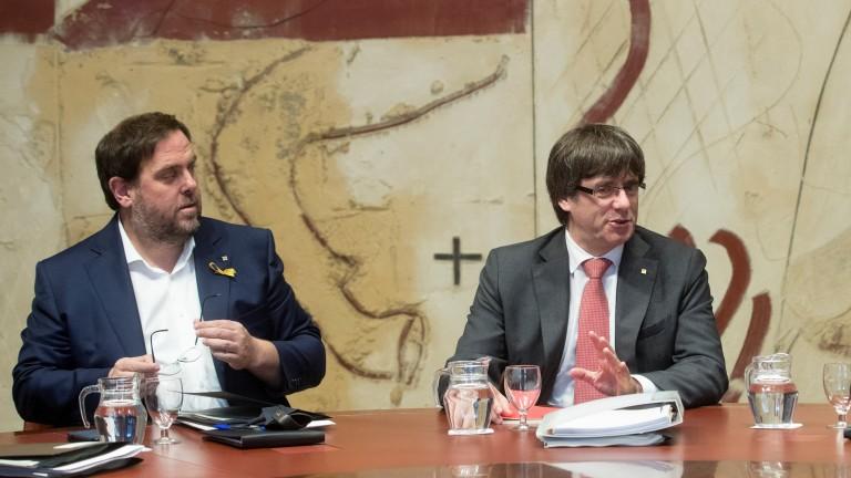 Каталуния разпуска парламента и насрочва избори за 20 декември?