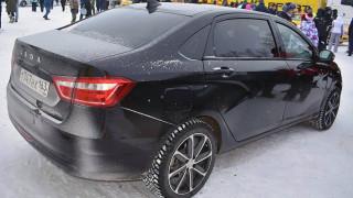 Разкошната Lada, която има президента на АвтоВАЗ