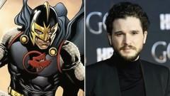 Каква ще бъде ролята на Кит Харингтън в киновселената на Marvel