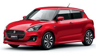 Suzuki представи новото поколение на модела Swift