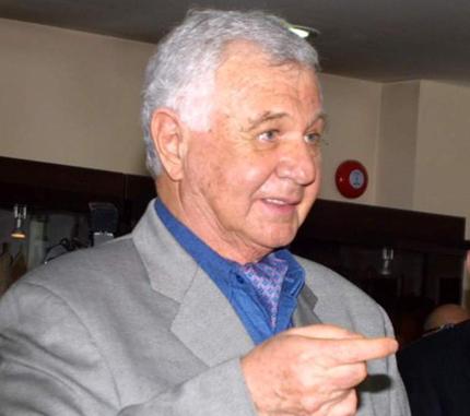 Почина големият спортен журналист Григор Христов