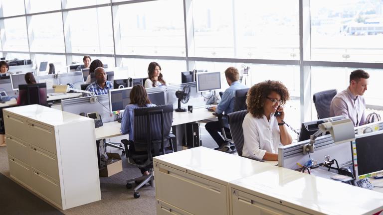 Аутсорсинг индустрията е най-големият клиент на офис площи под наем у нас