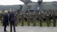 НАТО: Батальоните ни по източния фланг – най-значимата военна мярка от Студената война