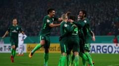 Вердер гази за Купата на Германия, Байер (Леверкузен) също е на четвъртфинал