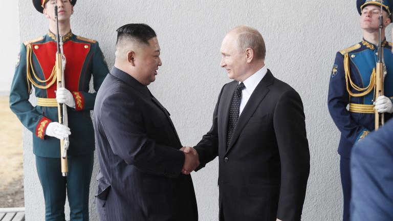 Вождът на комунистическа Северна Корея Ким Чен-ун определи разговорите си