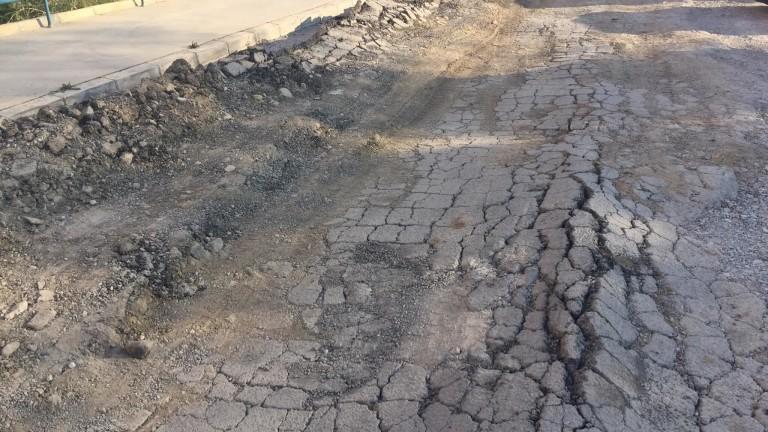 Жители на село Лилково плашат с протест заради лошо състояние на пътя