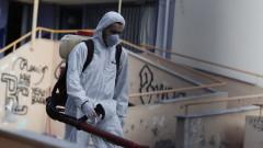 Четвърта жертва на коронавируса в Гърция