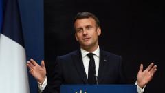 Група действащи военни във Франция подкрепи запасните генерали за опасността от гражданска война
