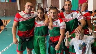 Трима бойци от Шуменска крепост тръгват за злато на Световното първенство в Италия