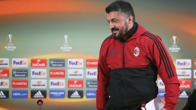 Лацио и Рома искат Дженаро Гатузо за треньор