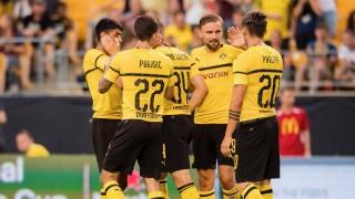 Борусия (Дортмунд) спечели голов трилър с Аугсбург, победи с попадение в 96-ата минута!