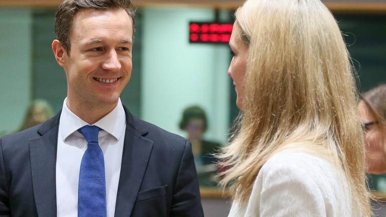 Министри на 27-те страни членки на ЕС постигнаха съгласие да