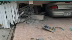 Земетресение от 5,8 удари Пуерто Рико
