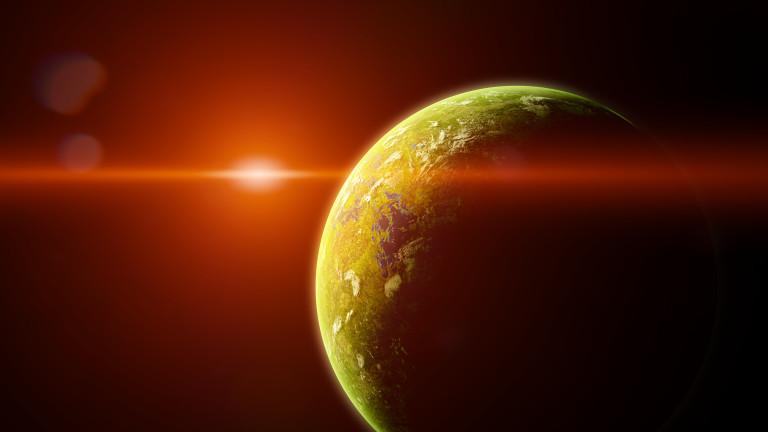 Учени, търсещи извънземни, изследват радио излъчване от близка звезда