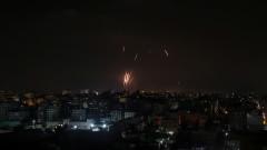 В Тел Авив започнаха да отварят обществените бомбоубежища