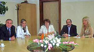 Масларова и бизнесът се разбраха за разкриване на нови работни места в туризма