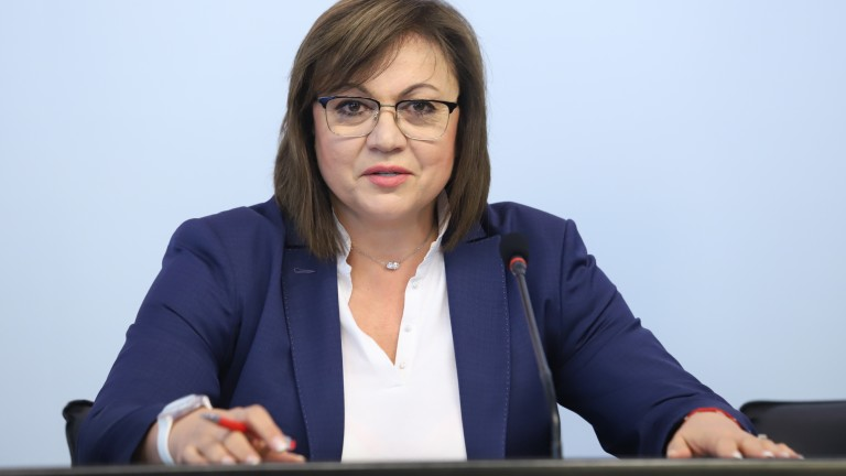 Нинова вижда добра база за преговори с партиите на протеста