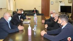 ЦСКА предложи отваряне на стадионите за ваксинирани привърженици
