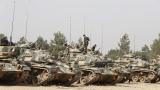 Още 10 турски танка навлязоха в Сирия