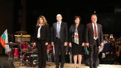 Да доведем България като достойна държава там, където й е мястото в ЕС, поиска Радев