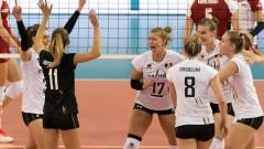 Белгия изненада Полша на дамския Евроволей 2019