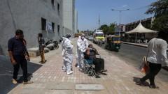 Смъртоносният коронавирус щам от Индия е засечен в 44 държави