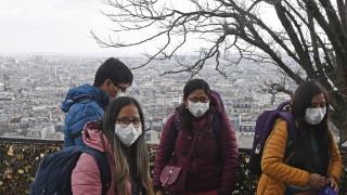 11 са вече починалите от новия коронавирус във Франция, в Иран - 145 души