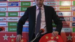 Венци Живков: Пенев е треньор, Симонович - главен мениджър