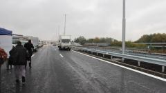 Поледици по пътищата, магистралите – без ограничения