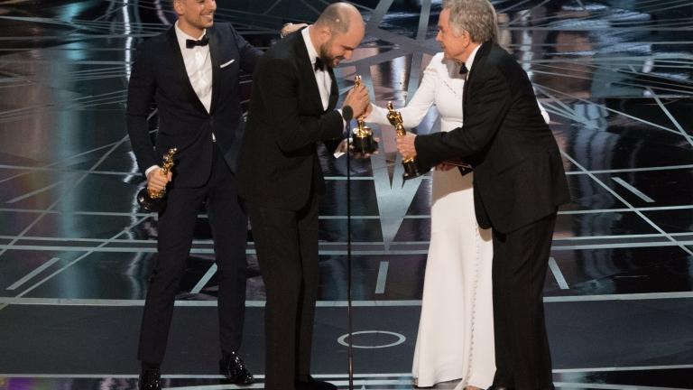 """Отговорните за гафа на """"Оскар""""-ите отстранени от церемонията"""
