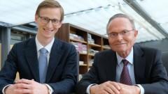 Това е най-младият главен изпълнителен директор в Германия