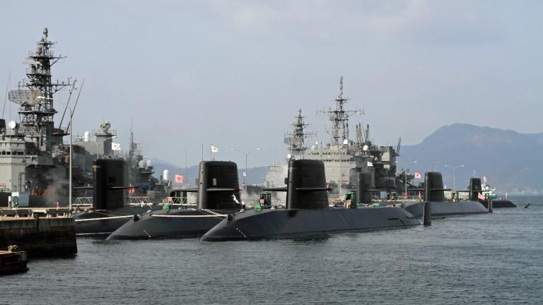 Удар в гърба: Австралия развали сделка за 12 подводници с Франция за $66 милиарда