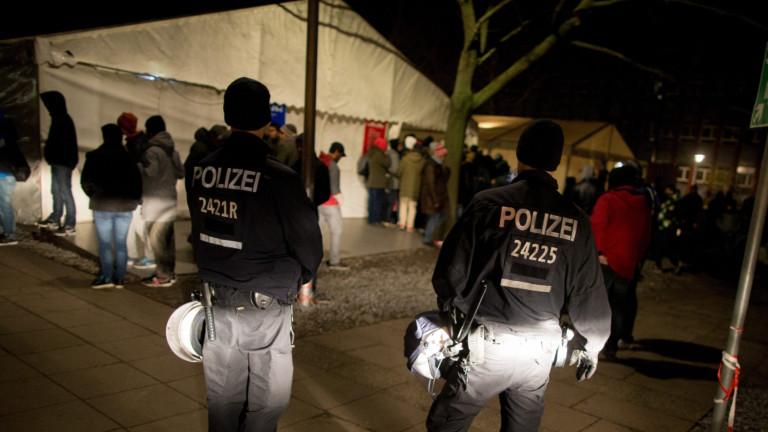 Германската полиция арестува българин за трафик на хора