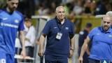 Георги Тодоров: Аз съм временен треньор и не мога да работя по селекцията
