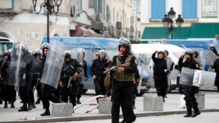 Разкриха заговор в Тунис