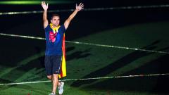 Шави убеждава Лео Меси да заиграе в Катар