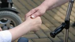 Хора с увреждания: Затворническите униформи ни се продраха