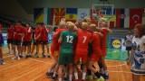 Волейболистите до 19 години с чиста победа срещу Румъния