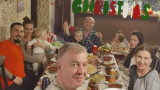 Илиана показа как Наско Сираков посреща Коледа