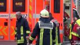 Пожар изпепели ресторант в Несебър