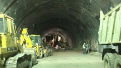 """Тунелът """"Витиня"""" към Варна много по-зле от очакваното"""