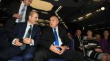 Борисов сравни F-16 и Грипен с такси и автобус