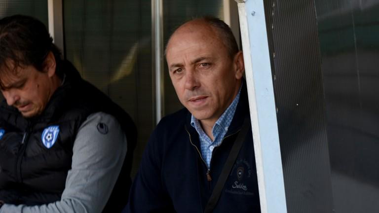 Ръководството на Черно море предлага нов договор на Илиан Илиев