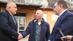 Борисов иска Мангъров да се ваксинира пред камери