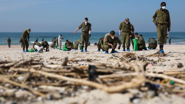 Министърът за защита на околната среда на Израел заяви, че