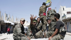 6000 души са избягали от Ракка