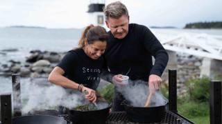 Гордън Рамзи отново се впуска в кулинарни предизвикателства