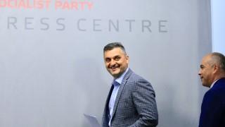 Кирил Добрев оглавява Националния предизборен щаб на БСП